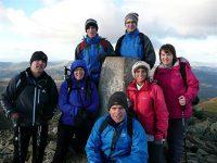 Llanedeyrn Primary School 3 Peaks Challenge