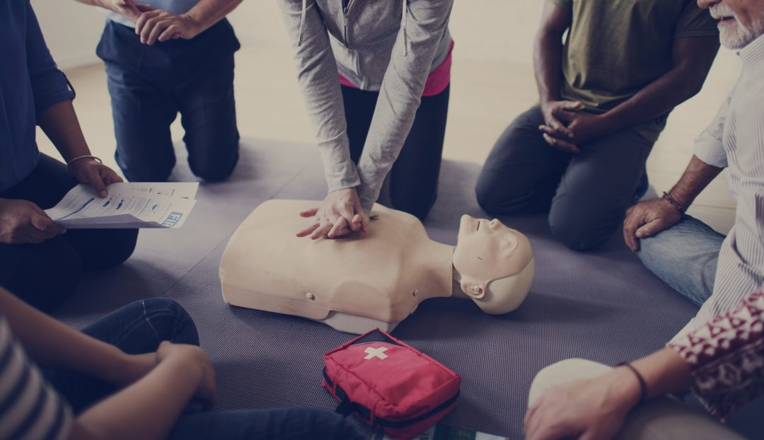 CPR first aid training for teachers