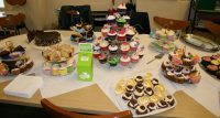 Cakes for the Macmillan Coffee Morning
