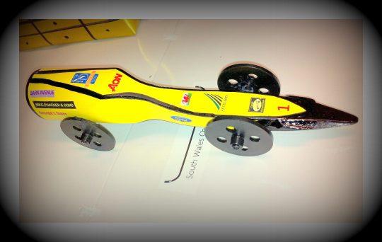 Cornelli Primary School F1 Entry