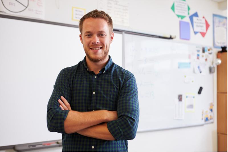 Newly qualified teacher (NQT)