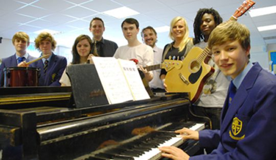 New Directions Liverpool Make Music
