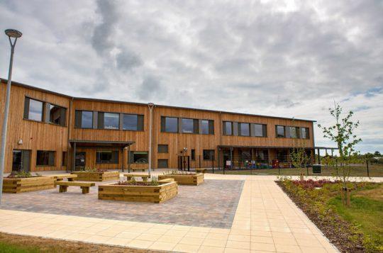 Ysgol Parc y Tywyn Opens Doors to Pupils