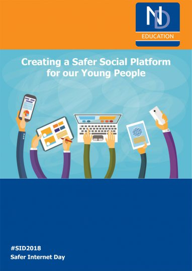 Safer Internet Day - a New Directions Guide v5-1 FRONT COVER copy