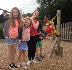 Summer Camp - playground