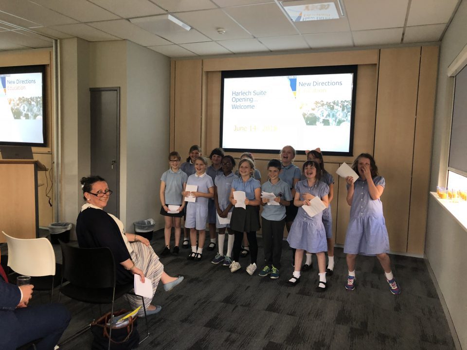 Evenlode Primary School Choir
