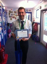 Stephen - Temp of the month