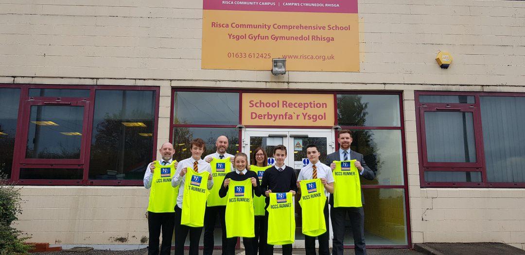 Risca Community Comprehensive School - Runners