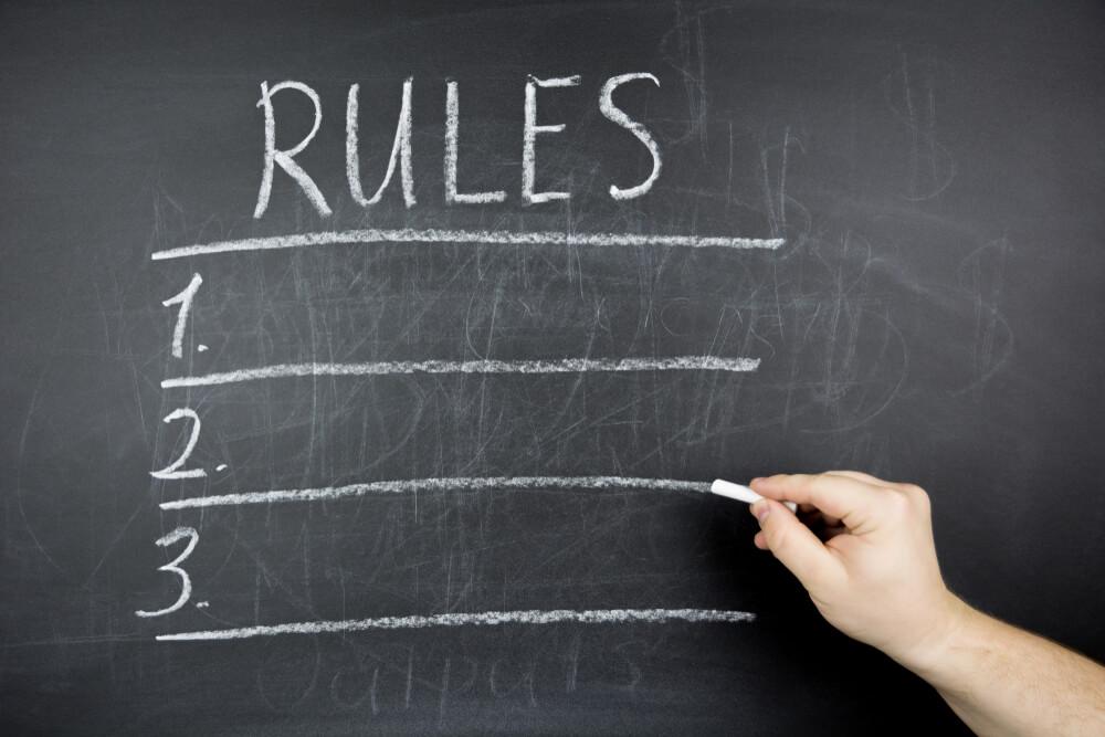 Behaviour Management Strategies - Establish ground rules