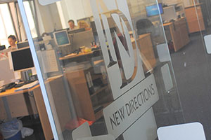 New Directions' offices
