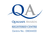 QualSafe Awards - Registered Centre. Centre No: 0904400