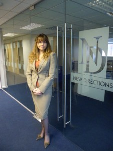 Sophie Cecil - Group Human Resources Director for New Directions Holdings Ltd