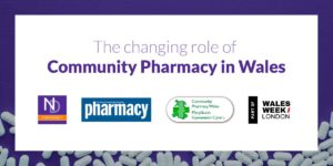 Pharmacy event with Wales Week London