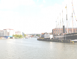 Image of Bristol Harbour