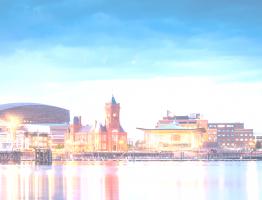 Cardiff Landscape Image