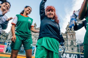 Homeless World Cup Glasgow 2016