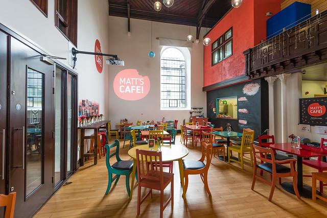 Matt's Cafe at Matthew's House