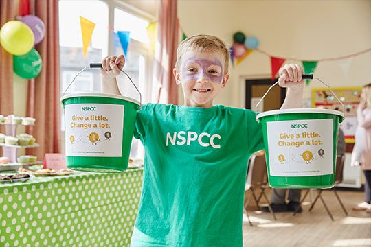 Our chosen charity – the NSPCC