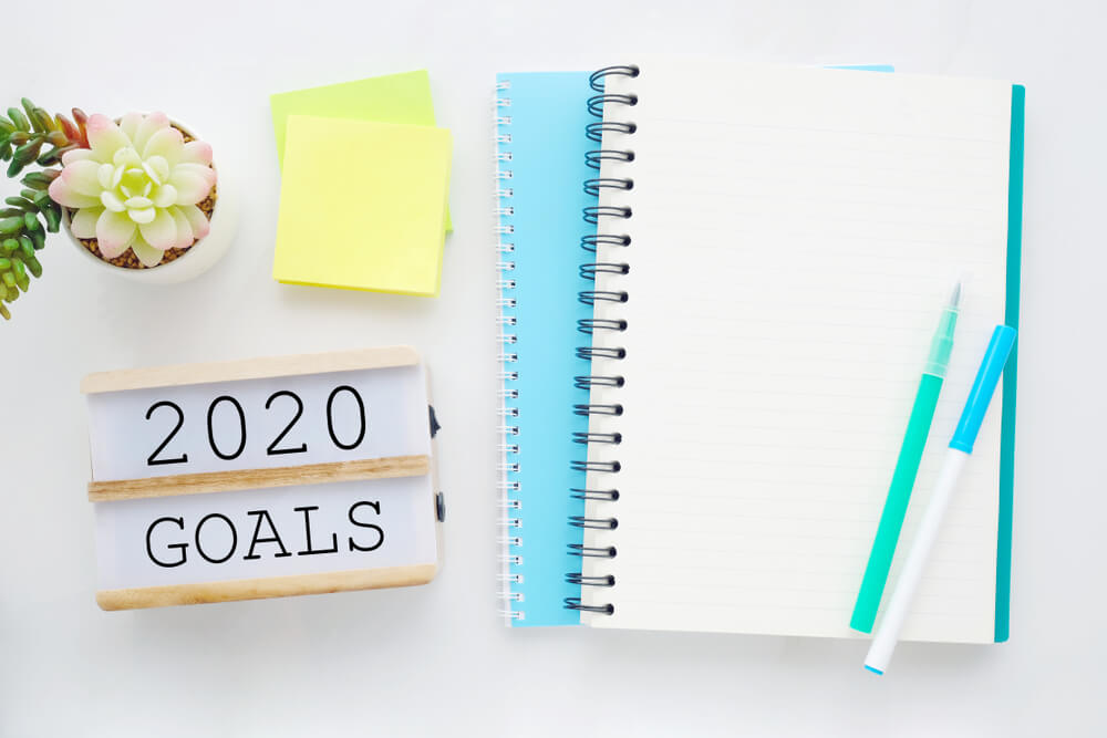 Goals and resolutions