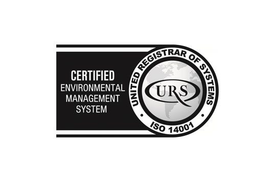Certified Environment Management System