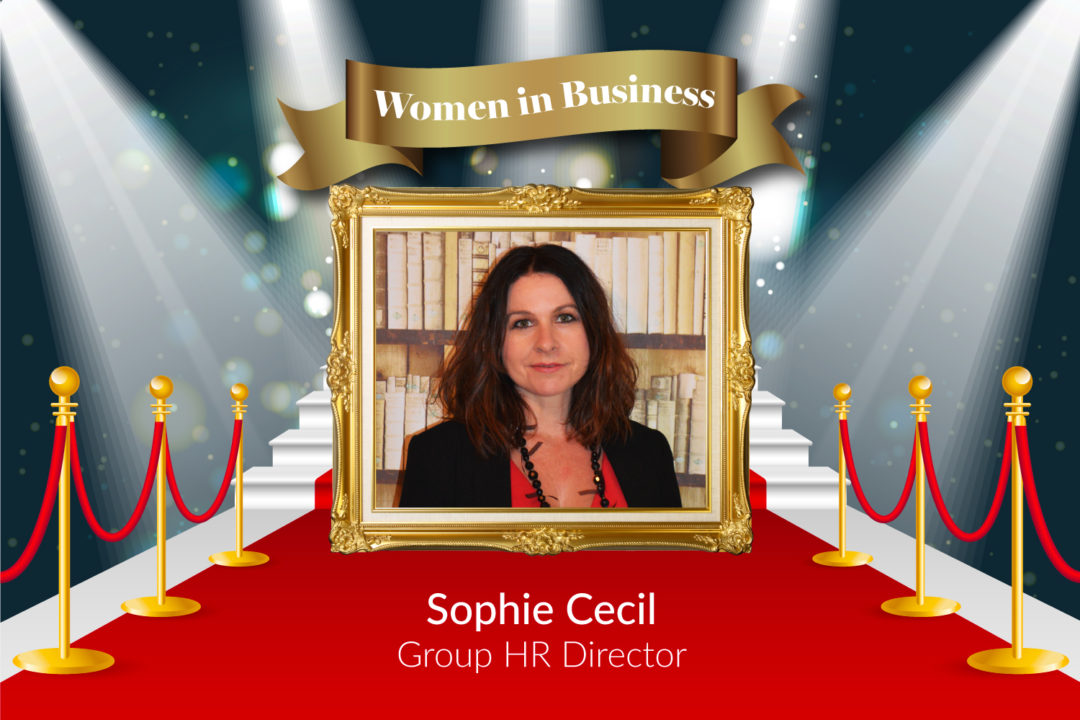 Women in Business Q&A with Sophie Cecil